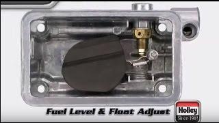 Holley Sniper EFI 2 & 4 barrel Carburetor options