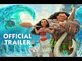 Moana Movie Trailer