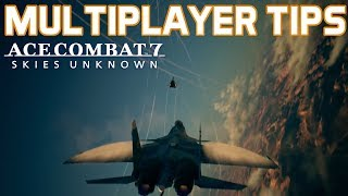 Tips to Improve on Ace Combat 7's Multiplayer: General Gameplay