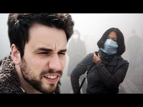 Pollution in China is Killing Me