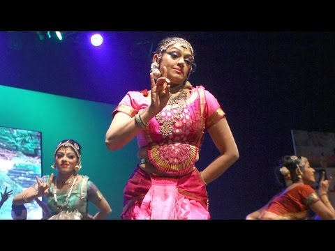 Shobana's Dance Performance At The 11th Ciff video