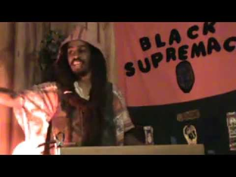 King Noble Black Supremacy Prophecies 2012 Part  5 video