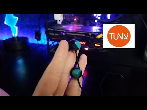 Tunai Drum Earbuds (Quick) Review