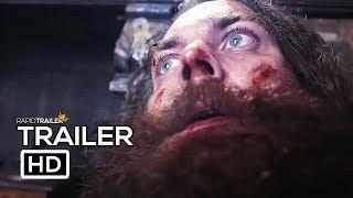 THE HEAD HUNTER Official Trailer (2019) Horror Movie HD