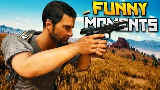 Playing the NEW MAP!! - PlayerUnknown's Battlegrounds Funny Moments (PUBG Battle Royale)