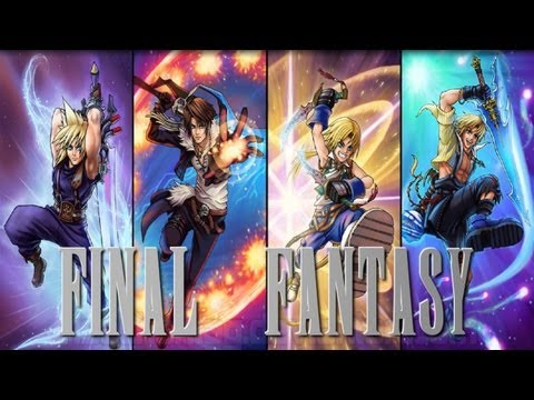 Nobuo Uematsu - Final Fantasy V - Victorys Fanfare Metal Version