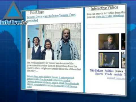 Infolive.tv Headline News December 15, 2008 AM
