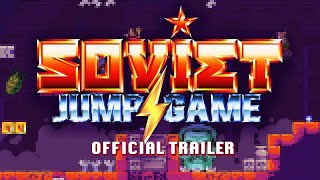 Soviet Jump Game OFFICIAL TRAILER