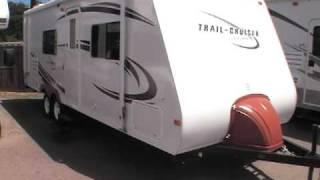 2009 R-VISION TRAIL-CRUISER 26QBS