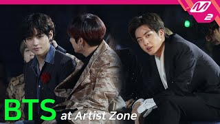 Download lagu [2019MAMA x M2] 방탄소년단(BTS) at 아티스트 존(Artist Zone)