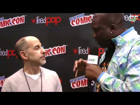 Constantine Interviews David Goyer New York Comic Con 2014