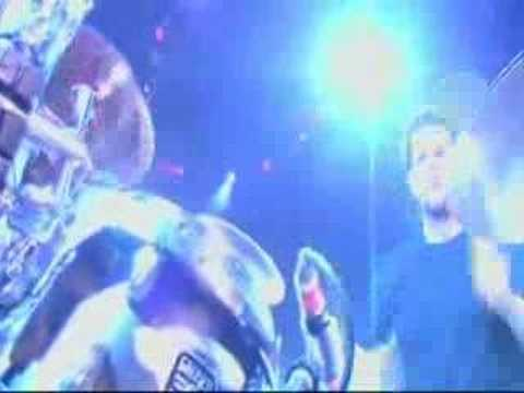 Linkin Park - Bleed It Out Live [Rob Bourdon Drum solo] Music Videos