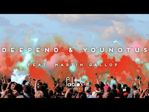 Deepend & YOUNOTUS feat. Martin Gallop – Woke Up In Bangkok [Official Lyric Video]