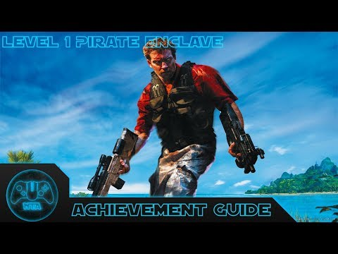 Far Cry Instincts Evolution - Level 1 Pirate Enclave - Treasure Raider Achievement Guide