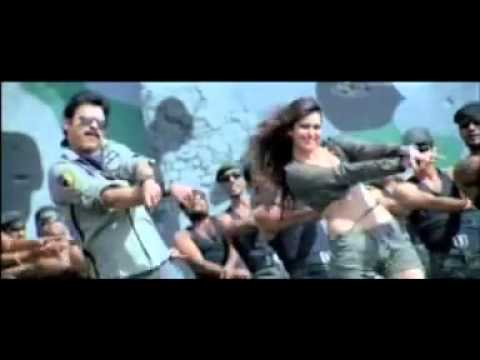 Bodyguard - Nuvvu song - Venkatesh & Trish