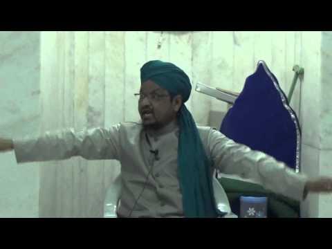 Gustakh e Rasool Ki Pahchan  part5 at masjid e zubaida by mufti naiyer azam ashrafi