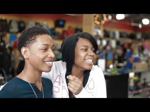 Jacob Latimore Stops By Playmakers In Milwaukee To Promote His Mixtape this Is Me video