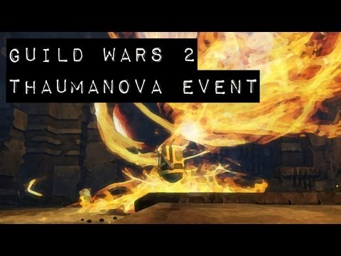Guild Wars 2: Thaumanova Secret Boss Battle