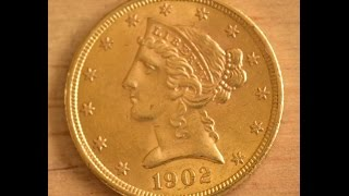 Liberty Head $5 Gold Coin - Should I get it graded?
