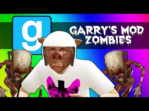 Gmod Zombies — Escaping the Apocalypse! (Garry's Mod Sandbox Funny Moments & Skits)