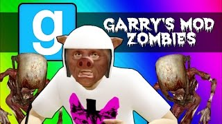 Gmod Zombies - Escaping the Apocalypse! (Garry