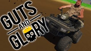 RAGE FACE DIFFICULTY! | Guts and Glory #5 Kickstarter Demo
