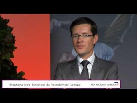 Stratégie de recrutement selon PSA Peugeot Citroën