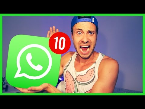 10 Geboden Van... Whatsapp! video