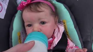 Reborn Baby Shiloh's Day In The Life   Kelli Maple Fans