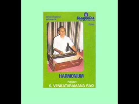 Venkataramana Rao harmonium - Dharini Thelusukonti