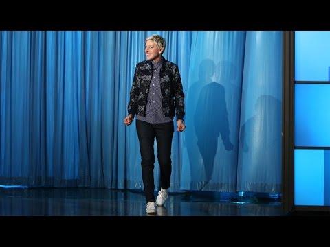 Ellen Talks About Bruce Jenner