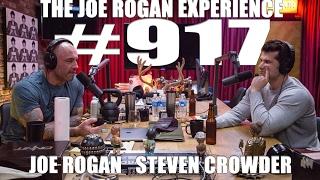 Joe Rogan Experience 917  Steven Crowder