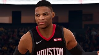 NBA LIVE 19 2020 ROSTERS! WARRIORS vs ROCKETS LIVE STREAM!