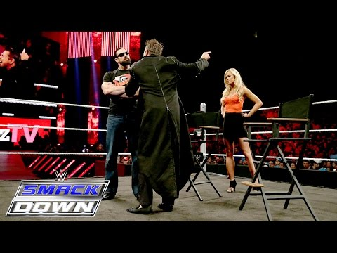 A Special marine 4: Moving Target Edition Of miz Tv: Smackdown, April 9, 2015 video