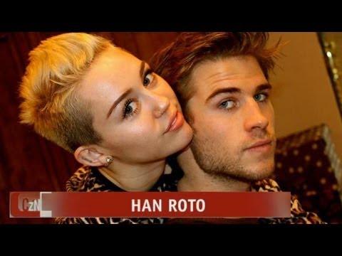 Miley Cyrus y Liam Hemsworth envueltos en rumores de ruptura - Corazón TVE [España]