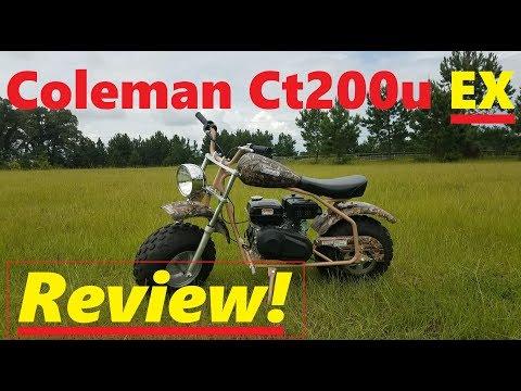 Coleman ct200u EX Review
