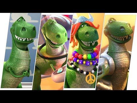 Rex Evolution (Toy Story)