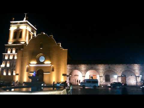 Time lapse iglesia de Santo Domingo, Comitán