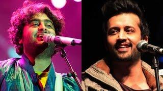 Arijit singh vs Atif aslam   Lambi Judai Live Performance
