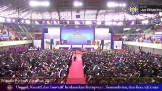 download lagu Wisuda Mahasiswa Universitas Negeri Yogyakarta Periode Agustus 2017 gratis