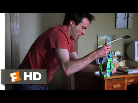 A Guy Thing (212) Movie CLIP - Hiding the Underwear (2003) HD...