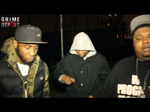 Big Narstie, Chronik, G Man, Lady Chann, Big Shizz - 2013 Cypher