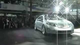 Production Chevy Volt Unveiling