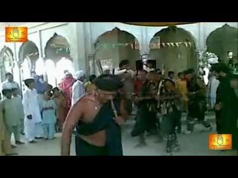 Qalandri Dhamaal - Tu Vi Malang Maula Da