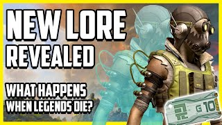 What Happens When Legends Die? - The Truth Finally Revealed By Respawn - Apex Legends Lore