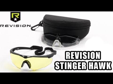 Revision StingerHawk Glasses Survive Shotgun   Would You Buy This?!
