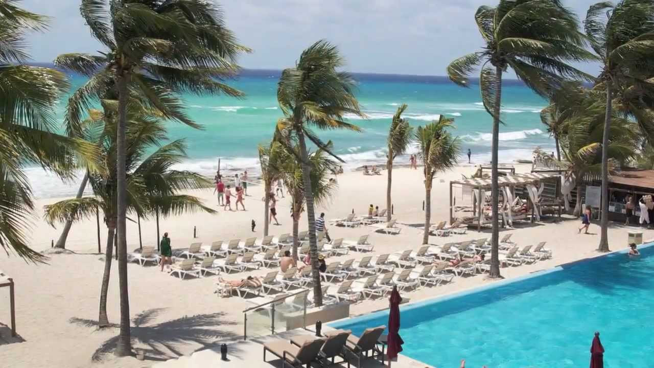 Azul Beach Hotel Cancun Mexico