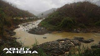La trágica muerte de 3 ancianas aplastadas durante el paso de María por Puerto Rico