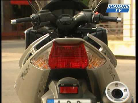 Bike test YAMAHA TMAX 500