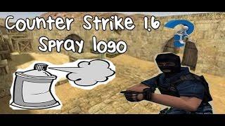 Counter Strike 1.6 - Spray Logo készítése